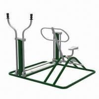 Best Outdoor Fitness Equipment, Made of Steel, Comfortable and Durable  wholesale