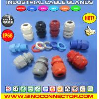 Best Polyamide (Nylon or Plastic) Cord Grips with Metric & PG Connection Threads wholesale