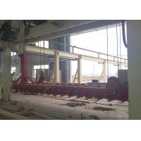 Best 4.8m mould MINGJIE AAC Block Plant , AAC Block Machine For Fly Ash Brick wholesale