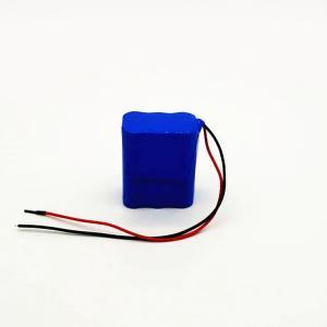 Best MSDS 4000mah 18650 Rechargeable Lithium Battery 11.1 Volt wholesale
