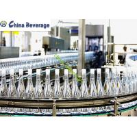 Best Sticker Bottles Cans Automatic Bottle Labeling Machine , Front Back Two Sides Labeling Machine wholesale