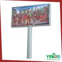 China African Top Sale Outdoor Advertising Board Sign on sale