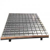 China T Slot Inspection Surface Plates Solid  Steel Surface Plate CO Certificated on sale