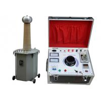 Best AC Oil Hipot Tester 3KVA/5KVA/10KVA wholesale