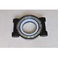 Best 21 inch Dual Worm Gear Slew Drive OEM With Open Housing / Enclosed Housing wholesale