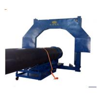 Best Big Size Plastic Pipe Band Saw Bandsaw Automatic Pipe Cutting Machine wholesale