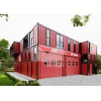 Best Steel Structure Shipping Container Apartments No Construction Garbage Caused wholesale