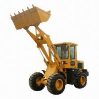 Best Wheel Loader, 2T Payload, 1.2m3 Bucket, Equipped with Luotuo 4108G94A Engine, 60KW, 4 Wheel Drive wholesale