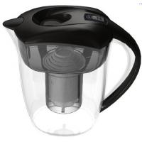 Best Smart Filtration Alkaline Water Pitcher , Black and 3L for Household wholesale