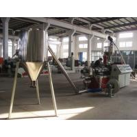 Best High Capacity PVC Plastic Recycling Machine Hot Granulating and Hot Cutting Equipment wholesale