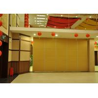 Best MDF Interior Suspended Sliding Partition Commercial Toilet Partitions 65MM Panel wholesale