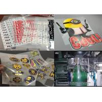 China Competitive Cold Peel Matte Heat Transfer Film For Nike/Adidas Sportswear Brands Heat Transfer Printing Labels/Stickers on sale