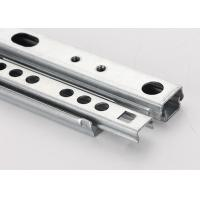 Best 17 mm width and variable length Drawing Slides self-closing single-extension undermount drawer slide wholesale