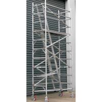 Best Indoor Adjustable Safety Lightweight Aluminium Mobile Scaffold For Cleaning Window wholesale