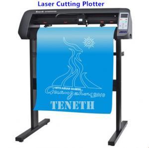 Best 24'' Servo Motor Reflective Film Laser Cutting Plotter with USB / Serial Port / U Disk wholesale