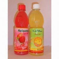 China Juice Beverage, Available in Various Flavors and Sizes, Can Add Fruit Pulp on sale