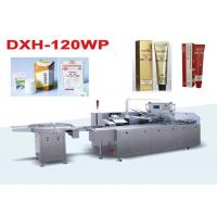 Best Cosmetic Packaging Machine Automatic Carton Box Packing Machine For Hair Creams/ Ointment wholesale