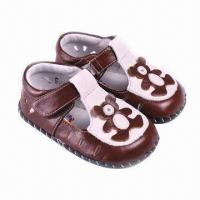 Best 2013 fashion baby shoes, made of imported cow leather, various colors are available  wholesale
