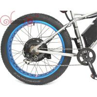 China High speed ,High power 26inch*4 Fat tire Electric Mountain bike on sale