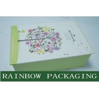Best Luxury Accessories Packaging and Printing Box , Book Shape Gray Board Paper Box wholesale