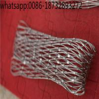 Best stainless steel wire rope/steel cable/stainless steel cable netting/steel wire rope/steel rope/flexible steel mesh wholesale