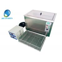 Best Skymen Multi Frequency Ultrasonic Cleaner 300 Liter Ultrasonic Cleaning Machine wholesale