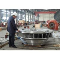 Hydro Electric Power Horizontal Francis HydroTurbine, Hydro Turbine Generator With High Head