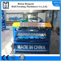 Best 400mm H Steel Body Roofing Sheet Making Machine, Efficient Roof Tile Making Machine wholesale