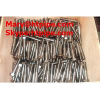 Best stainless steel UNS S31008 bolt wholesale