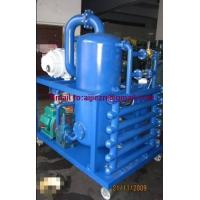 Best Advanced Quality Transformer Oil Recycling/Insulating Oil Purifier Plant wholesale