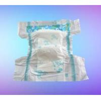 China 2014 disposable babies diaper in bales manufacturer in china on sale