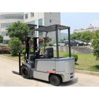 Best Four Wheel Battery Powered Forklift Customised Color 4011mm Max Lift Height wholesale