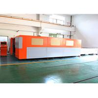 Buy cheap Fiber industrial laser cutting machine , Precision metal cutting equipment product