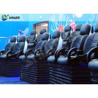 Best 3 DOF Motion Seat 5D Simulator System for Home Movie Theater wholesale