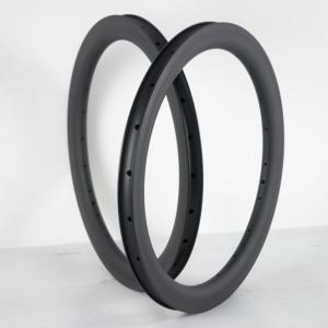 China Carbon Fibre BMX 20406mm Clincher Rim 30mm Width 30mm Depth Wheel for Road Bicycle with Basalt Braking Surface 3k/12k/u on sale