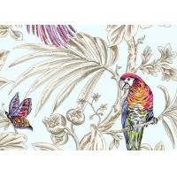 China Sketch Home Textile Designs / Printed Textile Design Used For Bedding Sheet on sale