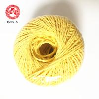 Best UV Treated 100% Virgin Polypropylene Twine Rope Lasing And Packing 1-5mm wholesale