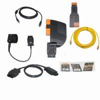 Best BMW OBD Diagnostic Tools ICOM Interface with OBD Vehicle Connector ICOM A / B / C wholesale