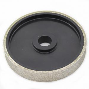 Best Bakelite Core Industrial Diamond Grinding Wheels , 1A1 Diamond Grinding Wheel For Hard Materials wholesale