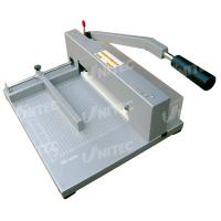 Best Manual Paper Cutting Machine , Electric Paper Cutters Heavy Duty XD-320 wholesale