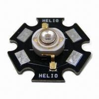 Best 1 and 3W Helixeon Star High Power LED Module, Suitable for Lighting and Illumination wholesale