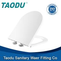 Best toilet seat sanitary ware WC toilet seat cover with soft close toilet seat hinges wholesale