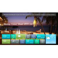 Buy cheap Interactive Hotel IPTV VOD System with PMS ( Property Management System ) product