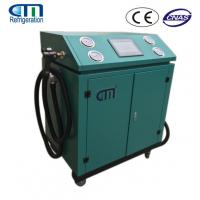 Best CNC Technology  Refrigerant Recycling Equipments for CFC / HFC / HC wholesale