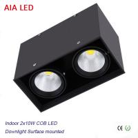Best Inside contemporary 2x10W 20W COB LED down light for kitchen used wholesale
