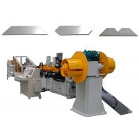 Best 12.5kw Power Silicon Steel Cutting Machine Automatic Cut To Length Line wholesale