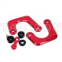 China Universal Colorful CNC Billet Aluminum Alloy Racing Hooks For Motorcycle on sale