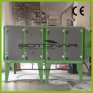 China Boton Air Electrostatic Precipitator for Industrial Oil Mist Disposal on sale