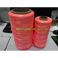 Best One Wire Fluorescence Binder Polypropylene Twine , LT032 Polypropylene Tying Twine wholesale