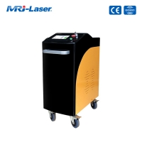 Best Industrial 100W Rust Cleaning Laser 3m Cable Length With 7 Inch Touch Screen wholesale